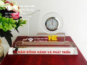 Bộ Số 10 Pha Lê Đồng Hồ BS26