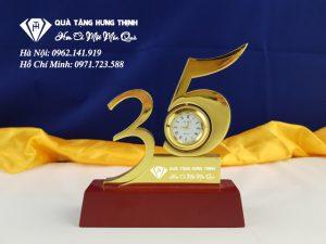 Bộ Số 35 Mạ Vàng BS07
