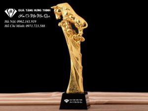 Cúp Linh Vật Trâu Vàng CT01
