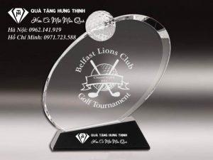 Cúp Golf Pha Lê CG21