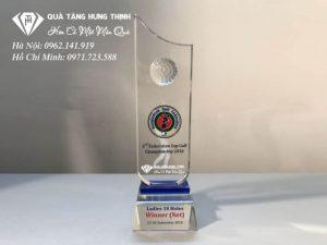 Cúp Golf Pha Lê CG17