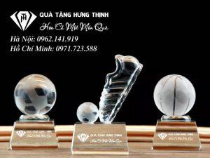 Cúp Bóng Đá Pha Lê CĐ01