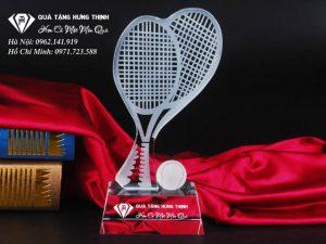 Vợt Tennis Pha Lê CT05