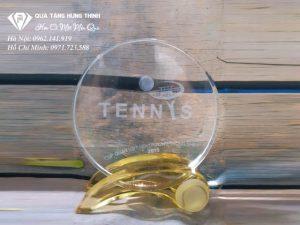 Cúp Pha Lê Tennis CT17