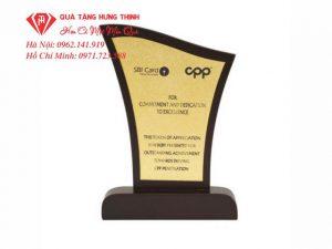 Cúp Gỗ Đồng GĐ27