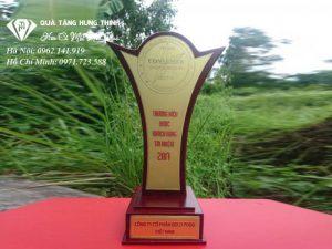 Cúp Gỗ Đồng GĐ10