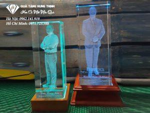 Pha Lê 3D Quà Tặng Đồng Nghiệp 3D19
