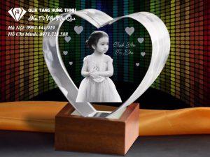 Pha Lê 3D Quà Tặng Sinh Nhật Bé 3D16