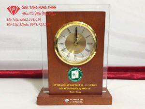 Đồng Hồ Gỗ Để Bàn ĐG06