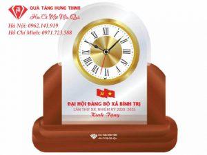 Đồng Hồ Gỗ Để Bàn ĐG09