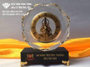 Đồng Hồ Pha Lê Cao Cấp ĐP21