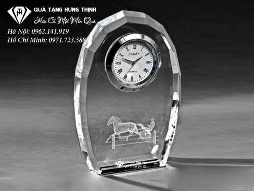 đồng hồ pha lê giá rẻ
