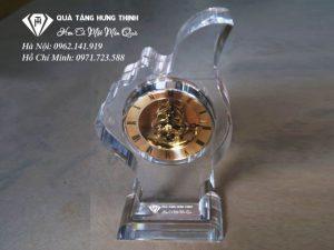 Đồng Hồ Pha Lê Cao Cấp ĐP06