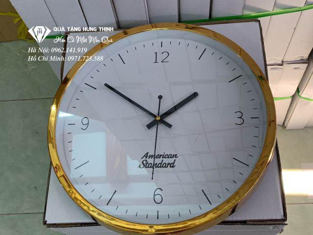 Kiểu dáng đồng hồ tròn treo tường được khá nhiều người lựa chọn