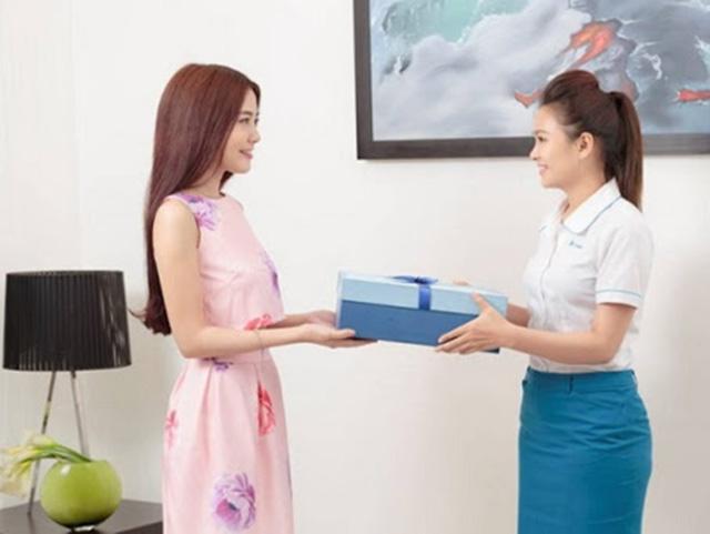 Kinh nghiệm tặng quà khách hàng vip dịp lễ tết