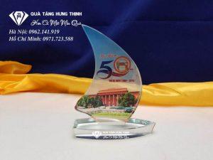 Pha Lê Con Thuyền KP112