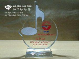 Pha Lê Nốt Nhạc KP82