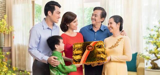 Quà tặng mẹ nhân ngày lễ Tết
