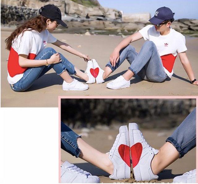 Mua giày tặng sinh nhật bạn gái