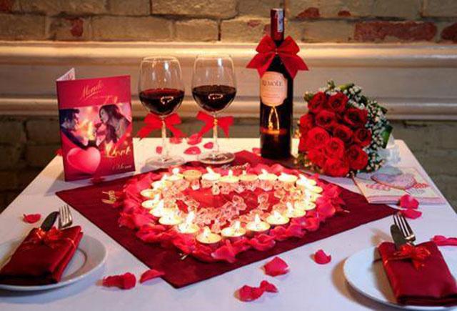 Tổ chức sinh nhật cho bạn gái nhẹ nhàng lãng mạn