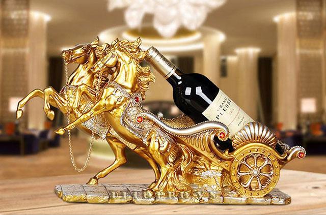 Quà tặng tân gia - rượu cao cấp