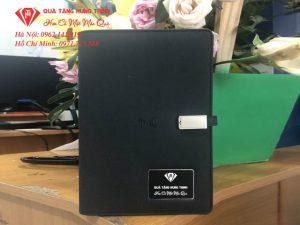 Sổ Còng Bìa Da, Pin Dự Phòng, USB SD24