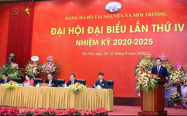 Đại hội đại biểu lần thứ IV 2020-2025