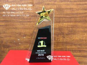 Cúp, Kỷ niệm chương pha lê ngôi sao AHCOM