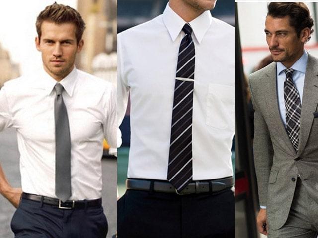 Những chiếc cà vạt không bao giờ bị lép vế trong danh sách quà tặng sinh nhật bố. Ảnh: Internet