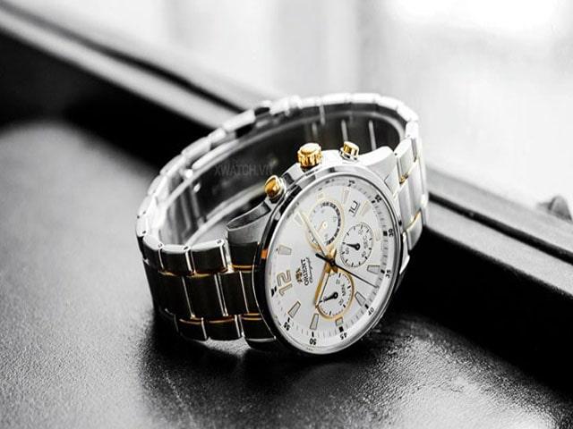 Đồng hồ đeo tay dành tặng sinh nhật bố. Ảnh: Internet