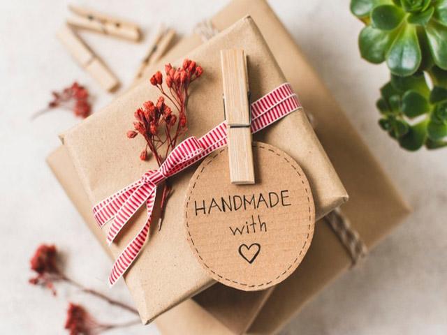 Món quà handmade chứa đựng tình cảm của bạn trai. Ảnh: Internet