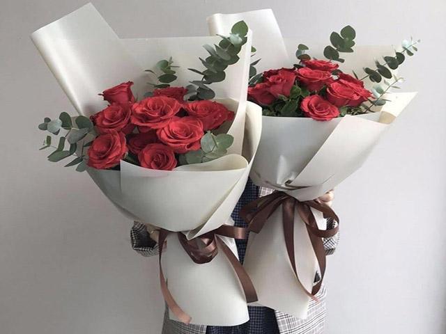 Một đóa hoa đẹp sẽ là món quà xinh đẹp mọi cô gái đều mong đợi. Ảnh: Internet