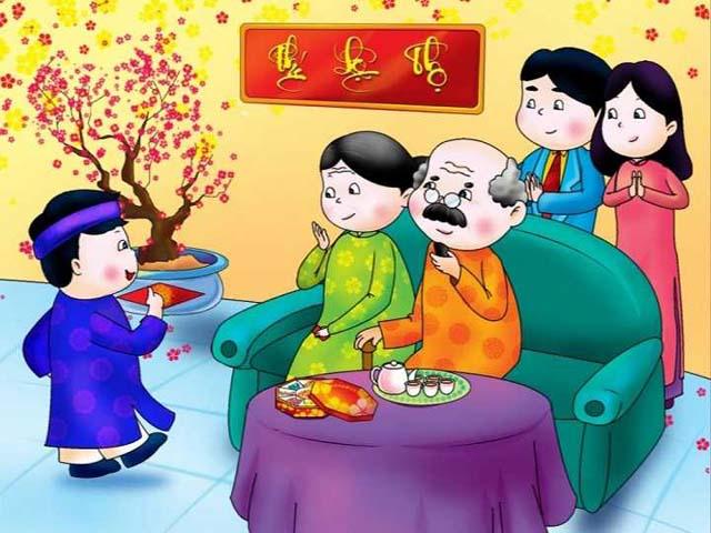 Lễ mừng thọ là nét đẹp văn hóa lâu đời tại Việt Nam. Ảnh: Internet