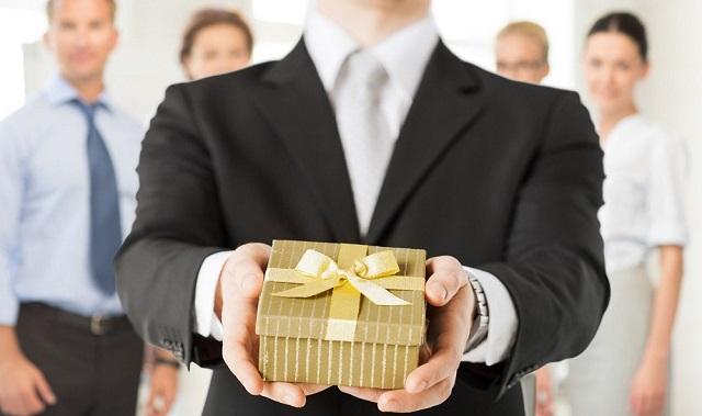 Quà tặng doanh nghiệp giúp quảng bá thương hiệu