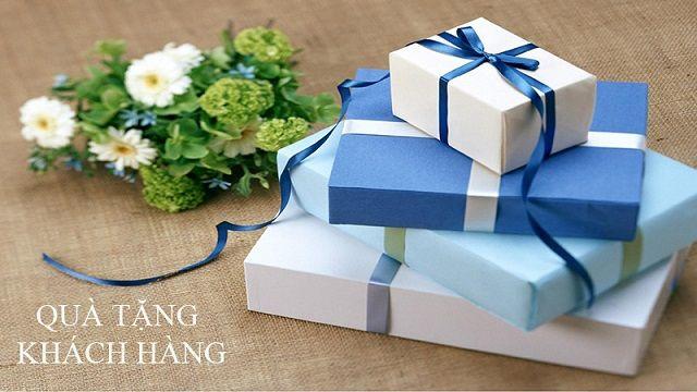 Quà tặng cho khách hàng với ý nghĩa tri ân