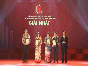 Kỷ niệm chương vì sự nghiệp giáo dục – ý nghĩa và sứ mệnh cao cả