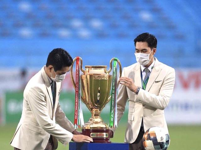 Cúp vô địch mang nhiều ý nghĩa về tinh thần thể thao cao đẹp. Ảnh: Internet